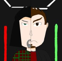 The Final Confrontation: Erod vs. Episode 1 by notacukoofangirl121