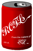 A Can of ROFLs by Lady-Tima