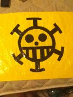Heart pirates duct tape flag by bulmabriefs1313303