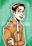 Marco sketchcard by lubyelfears