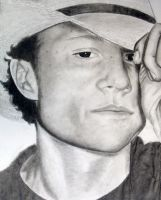 Heath Ledger by GroovyBananas