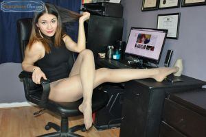 Newest Model Nevaeh by PantyhoseClass