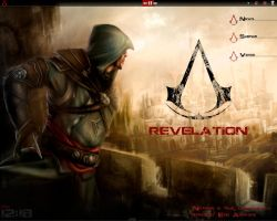 Asssassin creed revelations by Black--Lizard