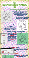 Mouse Coloring Tutorial by Aish89