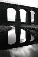 Gatehouse Station: viaduct1 by Coigach