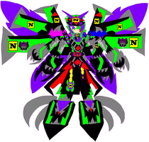 New Nexus Leader Waspinator by prfctcellrulz