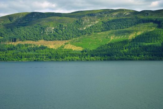 Loch Ness by Dreaded-Sunny-Day