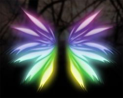 Mithos Yggdrasil's Wings by TheStarsAreWatching