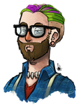 Hipster by TheArtrix