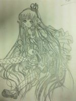 chii by onlyoneformeCLAMP