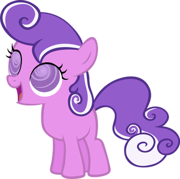Filly Screwball Vector by Astringe