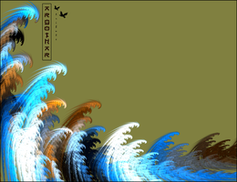 The Great Wave by Argothar
