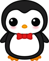 Prize: Kawaii Penguin by amis0129