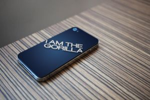 GSG iPhone Skin by WhoIsScott