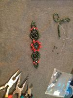 Finished coronet center piece length wise by Arachnoid