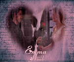 Once Upon A Time-Emma and Hook by GrafixGirlIreland