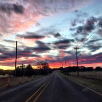 TX Sunset December by TheGerm84