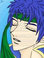 Ike - Smile for me by Roy-Swo by IkeFanatics