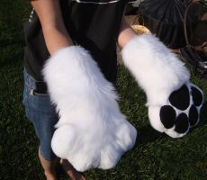 Puffy Paws! by Nevask