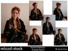 Eastern Emissary P Pack 2 by mizzd-stock