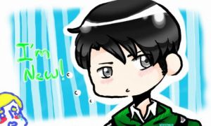 Chibi Levi by AchseForze