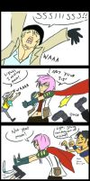 LIGHTNING FARRON, DEFENDER OF TRUTH AND JUSTICE by LikeNo