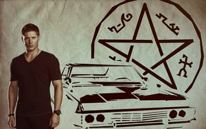 Dean-Jensen wall by shdwslayer