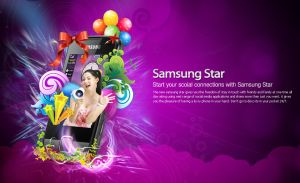 Samsung Star by hamzahamo