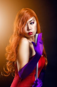 Jessica Rabbit - Opening Number by taga-gloria