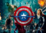 Captain America Shield by CHemiCalINCK