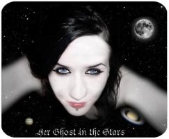 Her Ghost in the Stars by St-Luciferis