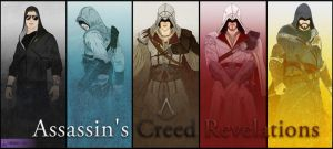Assassin's Creed Revelations 3 by MasterAmin