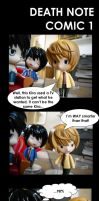 Death Note Comic 1 by EMO-FEET