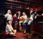 K Project - Red Clan by vaxzone