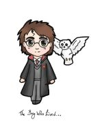 Harry Potter - The Boy Who Lived by Hatters-Workshop