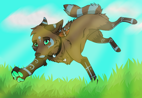 Commission: Ravine by freedomhowls
