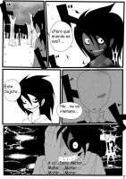 Jeff The killer vs Slenderman Pagina 7 Spanish by Reuky