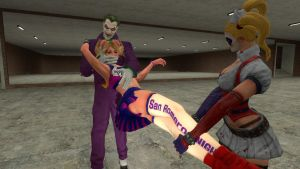 Clowning around with GMod by Yi-Phan