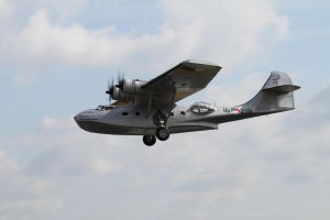 Consolidated PBY-5A Catalina by PlaneSpotterJanB
