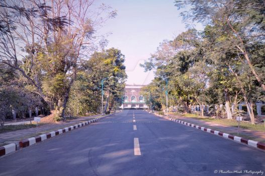 Ahdipadi Road by phantommask