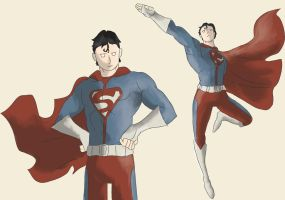 Superman by Darious07