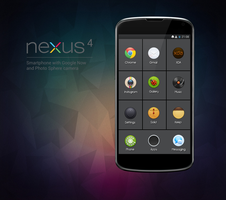 Nexus 4 by lesa0208