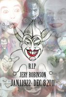 Rest in Peace Jerry Robinson by Mad--Munchkin