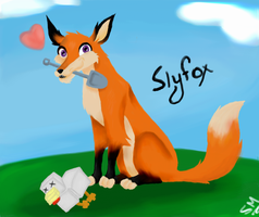 -For Slyfox- by Shubbabang
