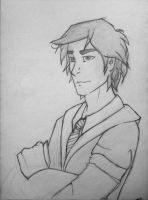 Remus Lupin by LunaHermione
