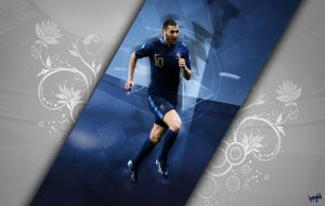 Benzema Wallpaper by napolion06