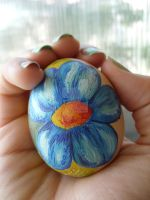 Painted egg by piticus41