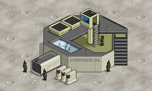 PixelMoon Military Compound by bgr
