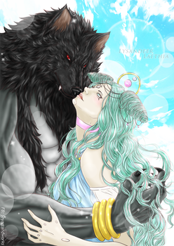Primordial love by JeyHaily