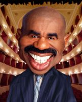 Steve Harvey at the Apollo by RodneyPike